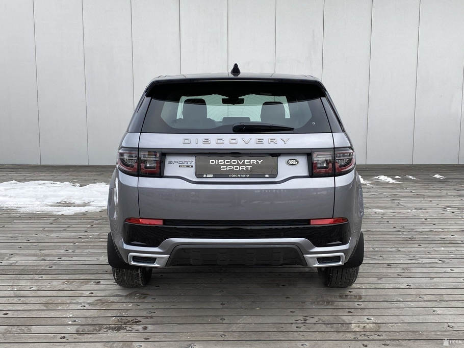 Объявление о продаже Land Rover Discovery Sport R-Dynamic S 2.0 AT 4x4 2019 г. г. фото 4